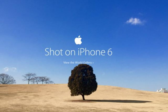apple scoops major ad award for its shot on iphone  campaign