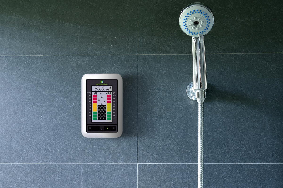 invite device shower save water money showersaver