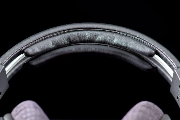 shure srh  review headband macro