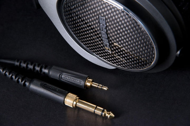 shure srh  review jacks