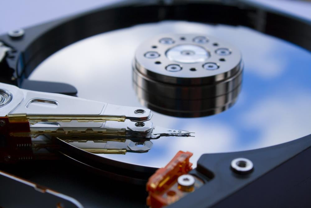 a hard drive is now playing role in an irs political scandal shutterstock
