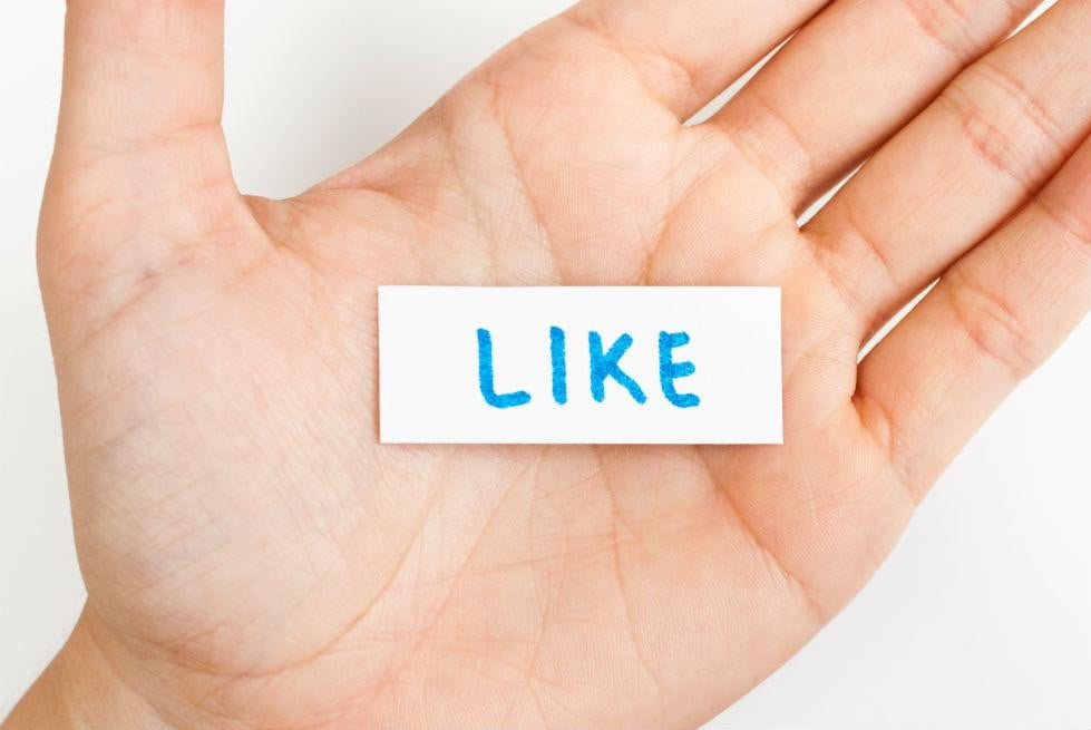 how to make a facebook page shutterstock