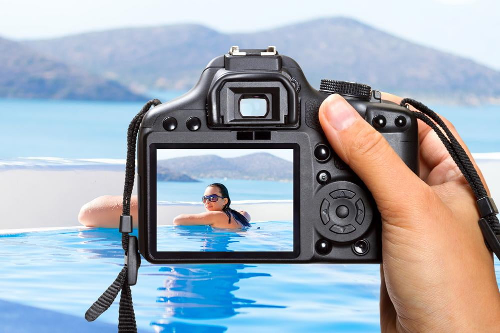what is a dslr shutterstock