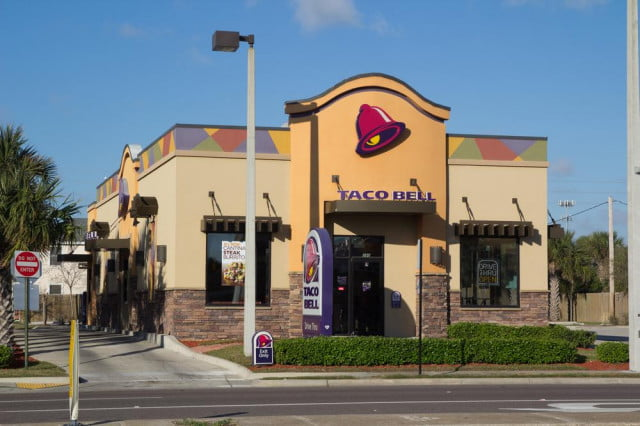 taco bell app lets you order at home