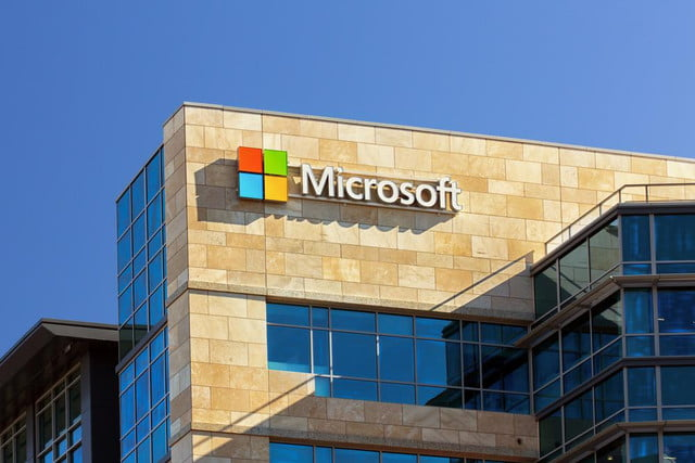 microsoft says it wont look in your emails chats videos voicemails shutterstock