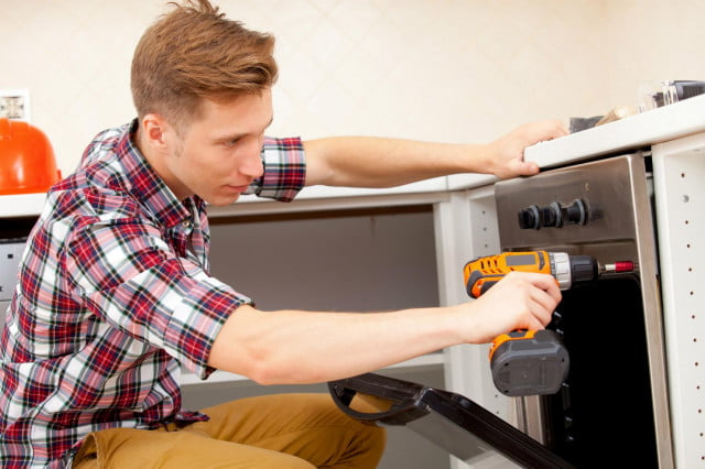 amazon will send electrician door along new appliance purchase repairs oven