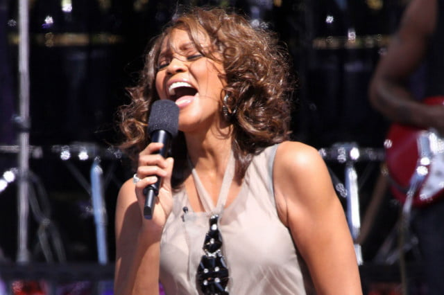 whitney houston hologram in works for  world tour