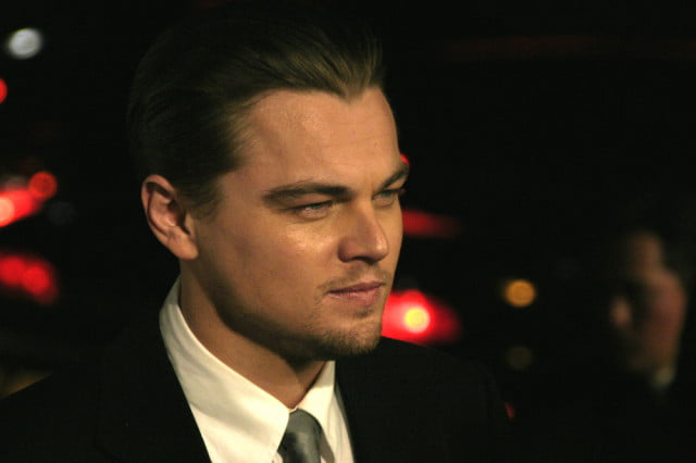 dicaprio to helm showtime mafia drama series shutterstock