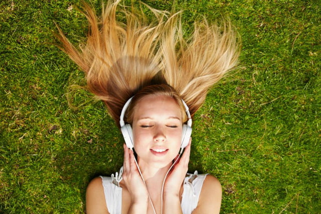 best songs to work girl listening music