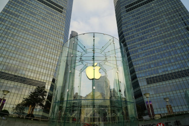 apple renewable energy programs in china