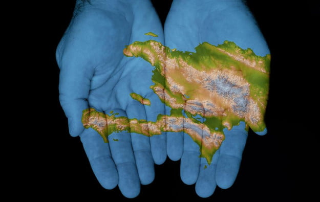 Haiti in Our Hands / Jim Vallee / Shutterstock