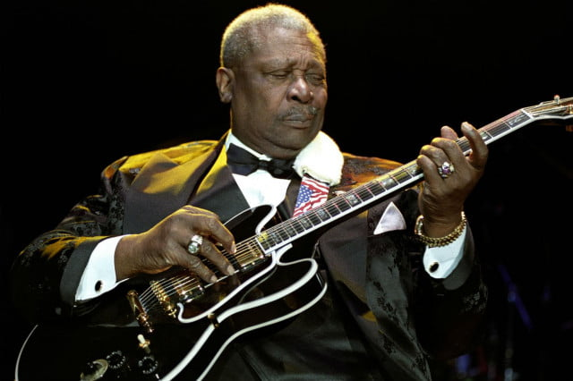 bb king daughters allege musician was murdered b  guitar