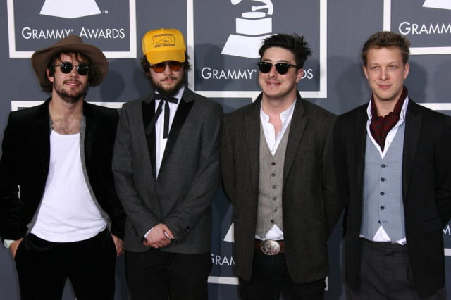 mumford and sons dont like tidal
