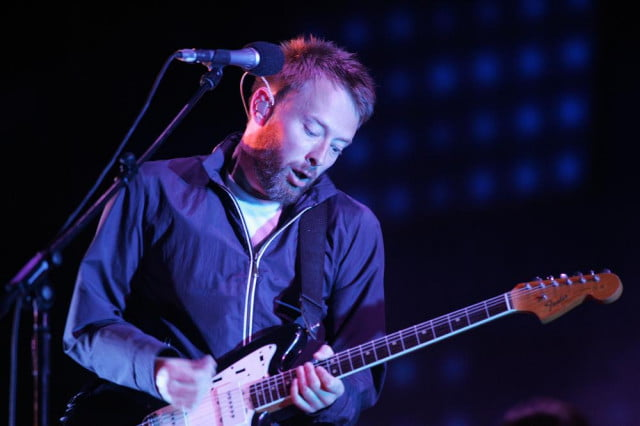 radiohead ok computer preserved by library of congress thomyorke shutterstock