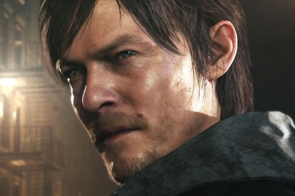 silent hills unites minds behind metal gear pacific rim walking dead norman reedus
