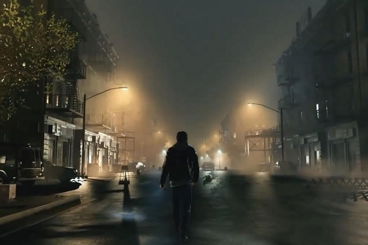 silent hill dream team baggage worries hills street scene