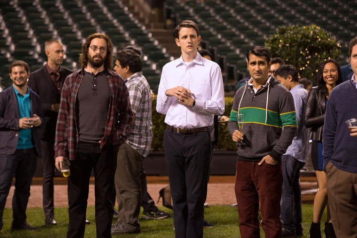 martin starr silicon valley interview season  kid rock and more