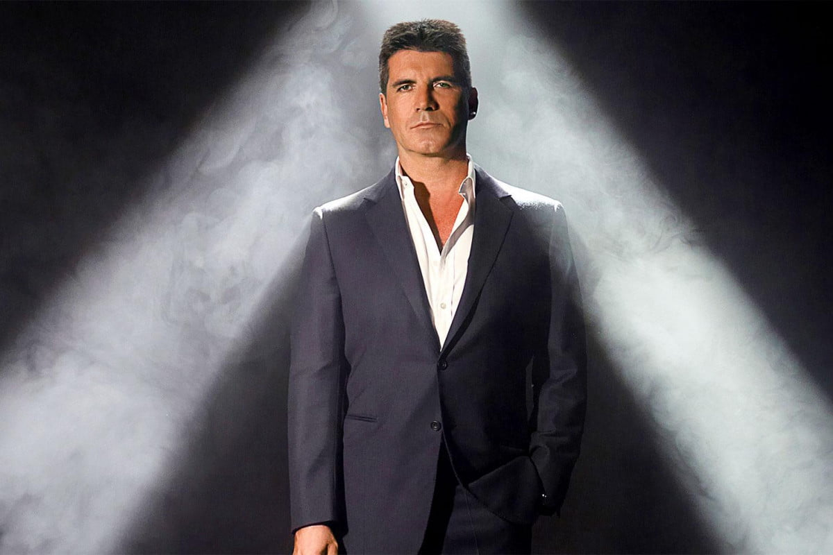 so youre rich and famous without a computer were not impressed simon cowell