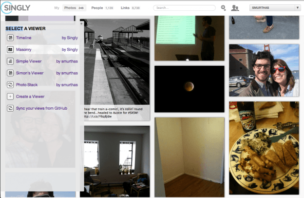 singly-github-viewers+photos
