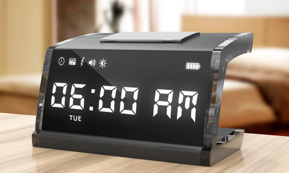 Singnshock Alarm Clock Delivers An Electric Shock To Wake