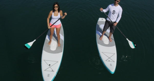 Sipaboard Is An Electric Self Inflating Stand Up Paddle