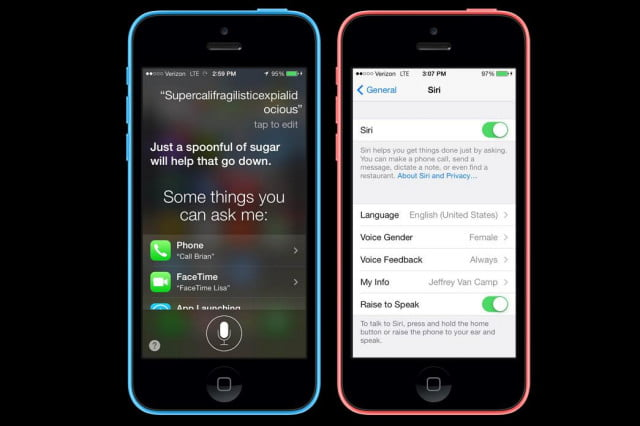 siri apple watch and aluminum comments