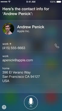 Siri everyday_contacts