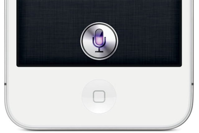 Siri iPhone 4S Assistant