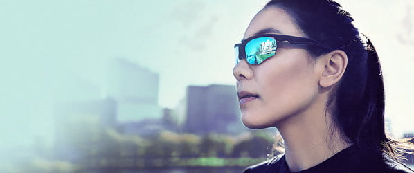 Skelmet scans your face to 3D-print feather-light sunglasses with the perfect fit