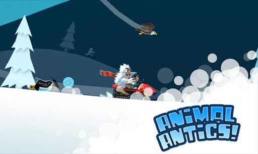 Ski Safari screenshot