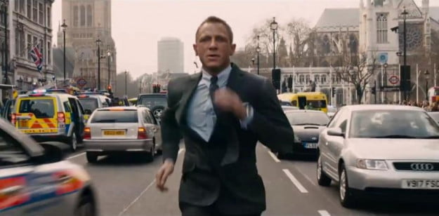 Skyfall James Bond 007 teaser trailer