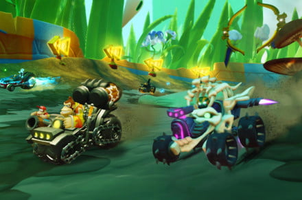 Skylanders and Superchargers 1