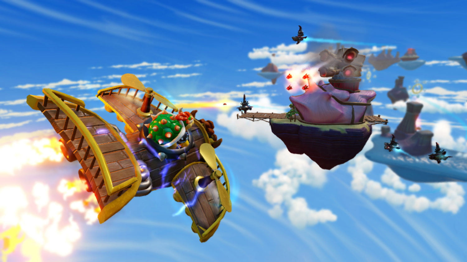 Skylanders superchargers game review digital trends - Image skylanders ...