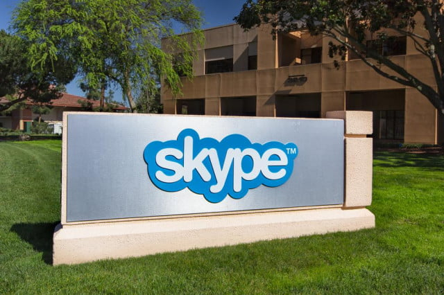 microsoft rolls skype web browsers