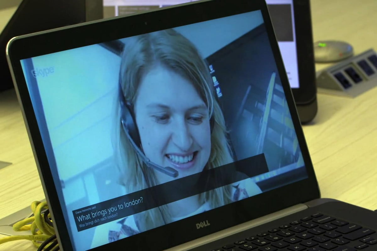 skype translator real time language translation coming soon
