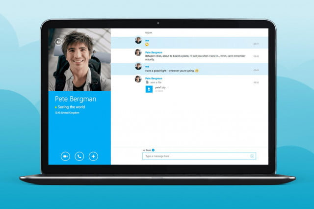 skype now hides users ip addresses web