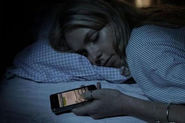 the sleep texting crisis that wasnt text