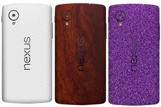 Slickwraps Skins for Nexus 5
