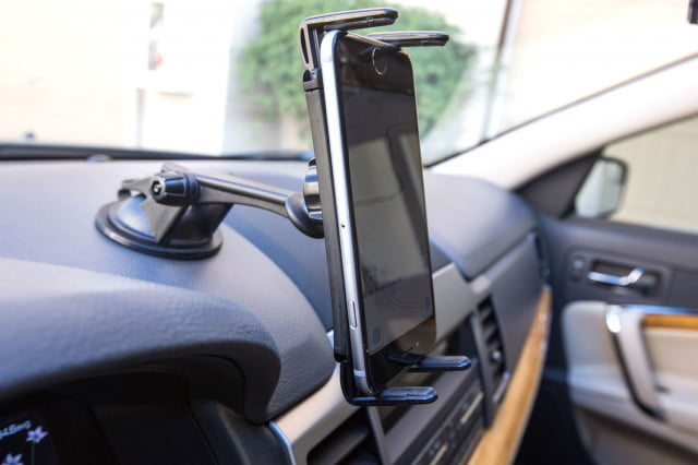 Slim Grip Ultra Sticky Suction Windshield or Dash Phone Car Mount