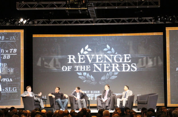 sloan sports conference revenge of the nerds
