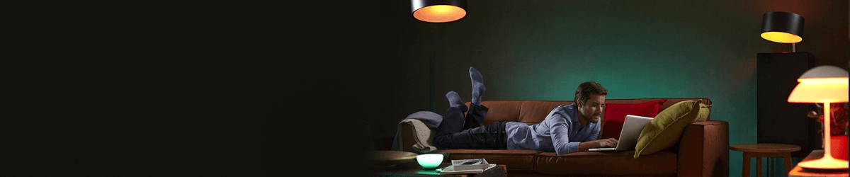Set the mood or go full disco with our guide to smart lighting