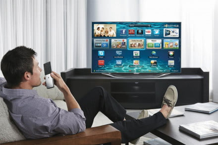 Smart TV Makers Voice Security