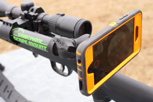 Smartphone Scope Mount