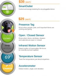 SmartThings tags
