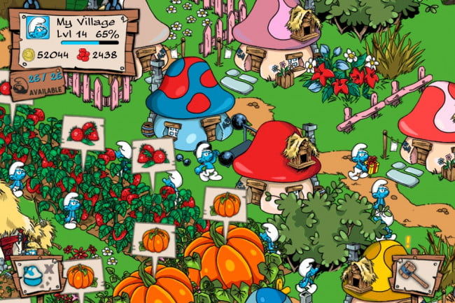 smurfs-village-ipad-game