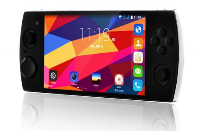 this  d gaming smartphone from snail mobile promises not to be a slowcoach w phone