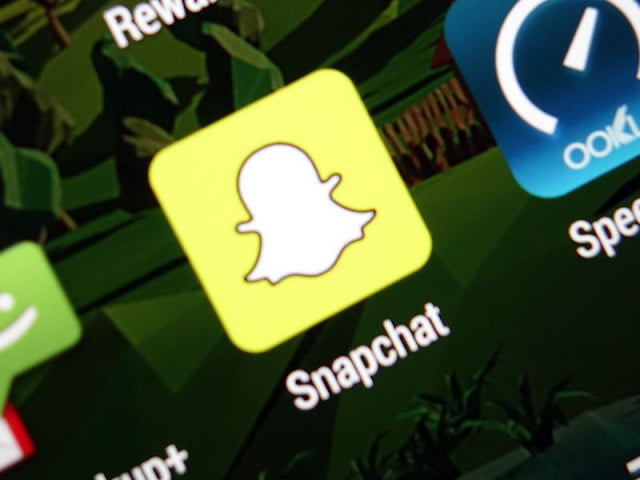 snapchat reportedly asking brands for  per disappearing ad