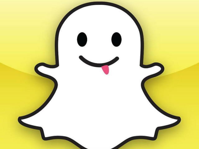 snapchat suffers spam attack