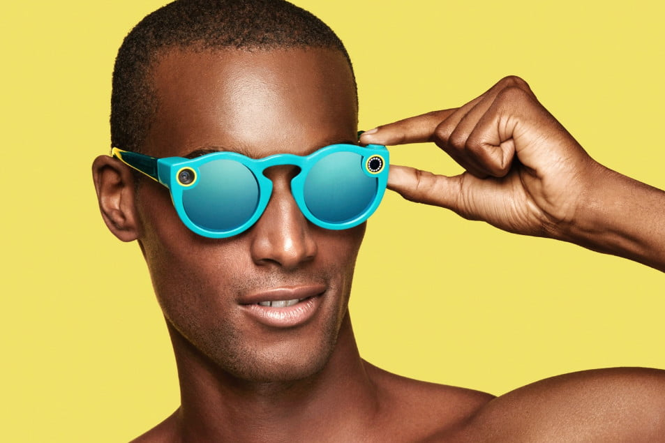 app store listing changes snapchat spectacles