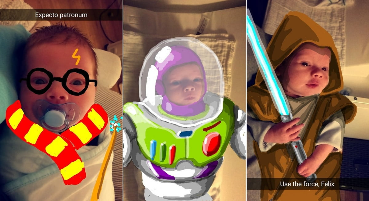 snapdad turns photos of his son into drawings superheroes header
